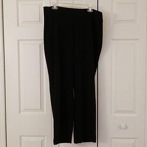 Short-Length Stretch Dress Pants